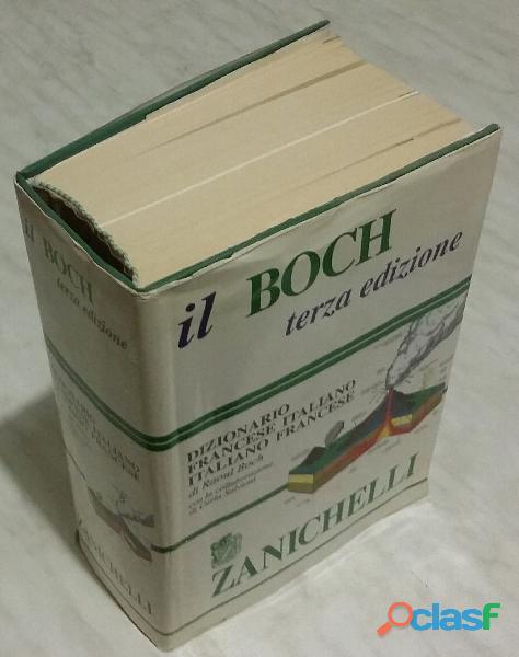 Il Boch. Dizionario francese italiano italiano francese di