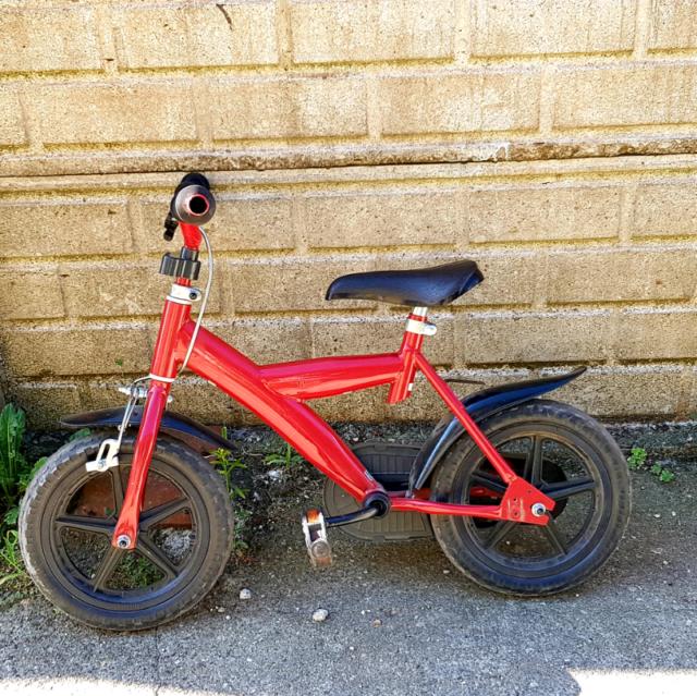 Bicicletta per bambino/bambina