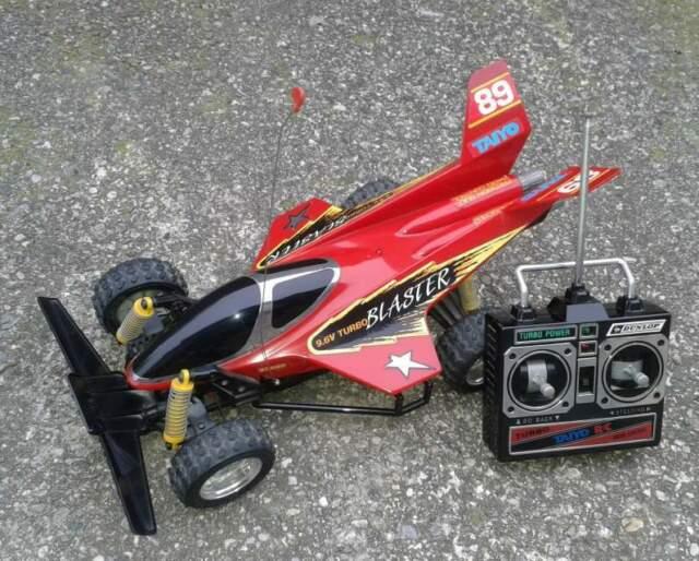 Macchina radiocomandata Taiyo Turbo Blaster
