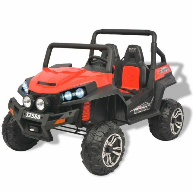 VidaXL Auto Elettrica Cavalcabile 2 Persone Bambini XXL