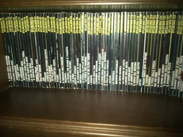 Collezione Dylan Dog dal n.1 al n. 219 !