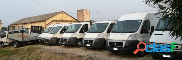FIAT Ducato 100 furgone diesel in vendita a Ro (Ferrara)