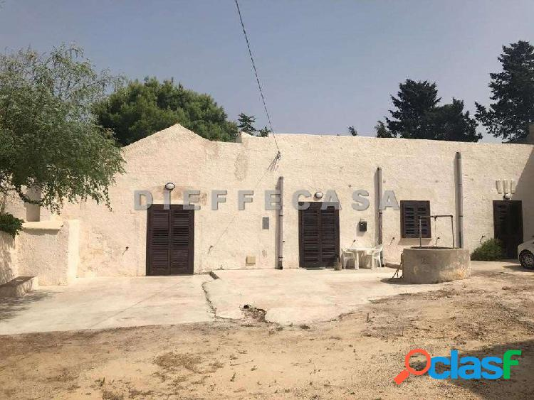 In vendita a Marsala casa singola in periferia
