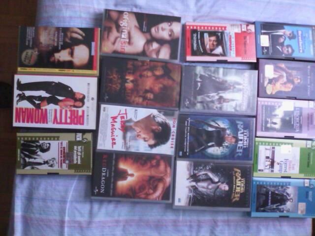 Vari film VHS videocassette