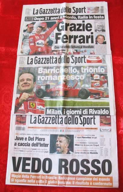 Vecchie Gazzetta dello Sport