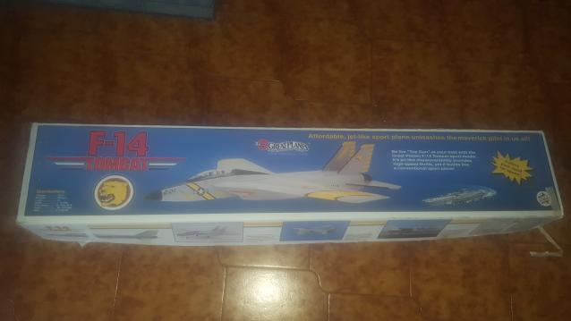 kit vintage f14 tomcat great planes