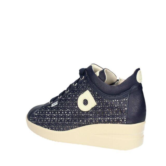 Scarpe rucoline sneaker con zeppa minnie | Posot Class