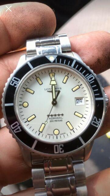 Longines Admiral Diver 200metri