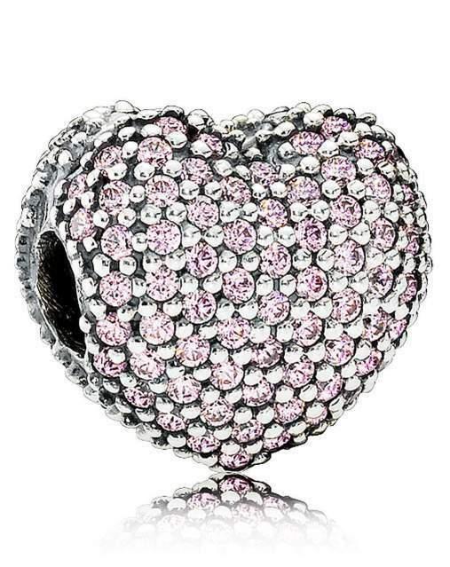 pandora charm cuore originali ciondoli