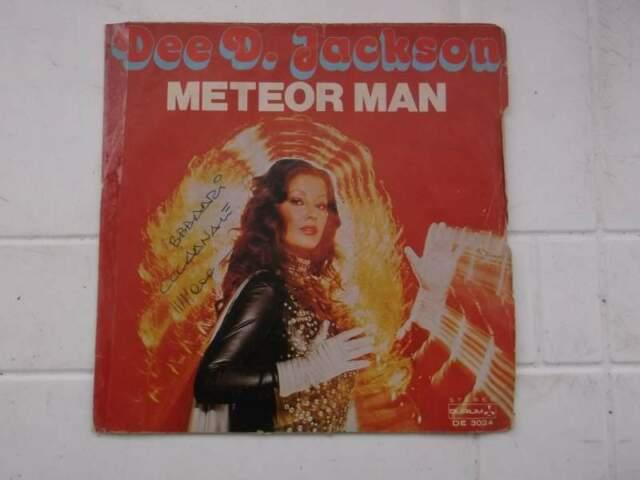 45 GIRI DEE.D.JACKSON-Meteor man