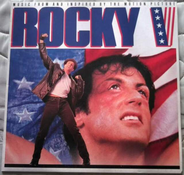 Rocky V - LP - 33 giri in Vinile