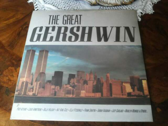 The GREAT GERSHWIN lp Stampa Five  sigillato !