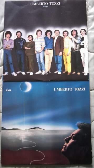 Umberto Tozzi - Eva - LP - 33 giri - Vinile