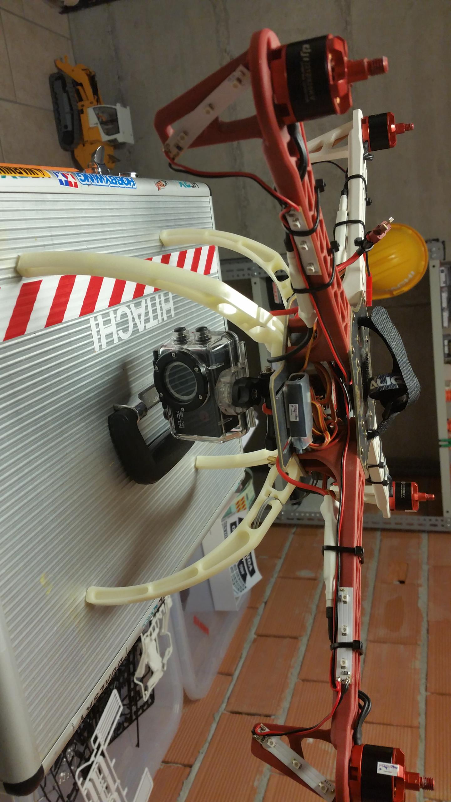 Vendo drone dj f450