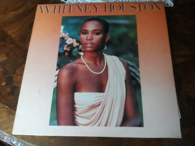 Whitney houston lp  come nuovo