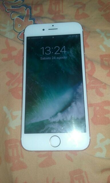 IPhone 6s 16gb gold rose