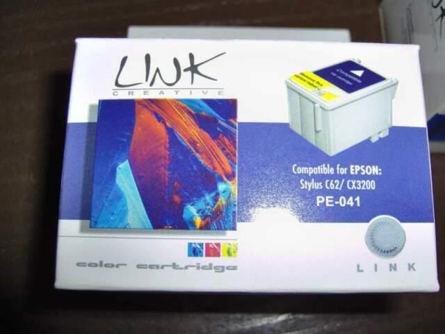 Cartuccia epson stylus color c62, cx, t041 color