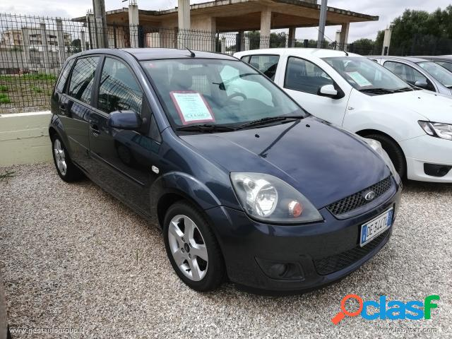 FORD Fiesta diesel in vendita a San Michele Salentino