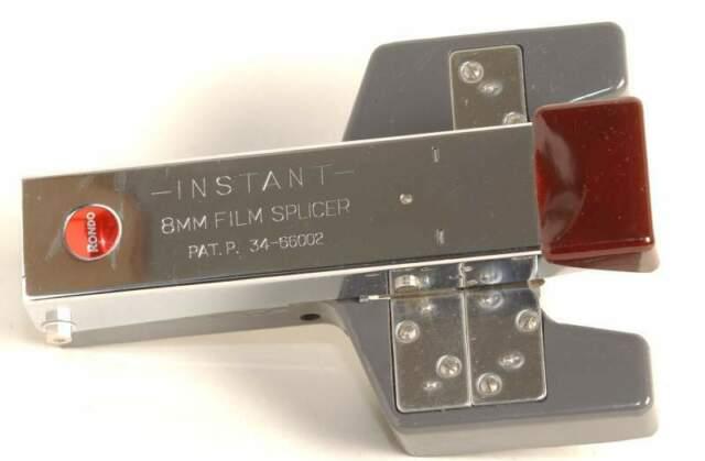 Giuntatrice Film RONDO 8mm mod.INSTANT