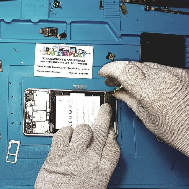 Riparazione Smartphone Display Batterie con Ricambi