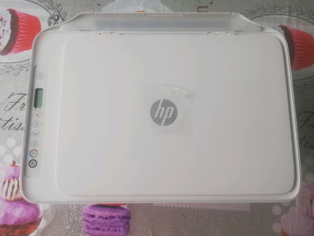 Stampante wifi multifunzione HP Deskjet come nuova