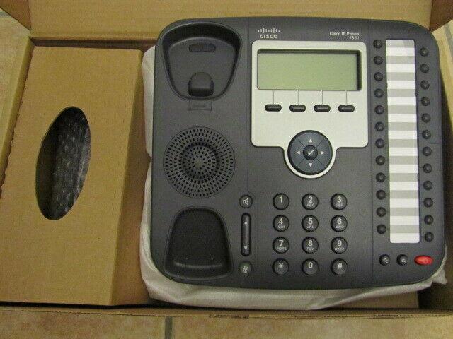 Telefono cisco ip phone g nuovo originale