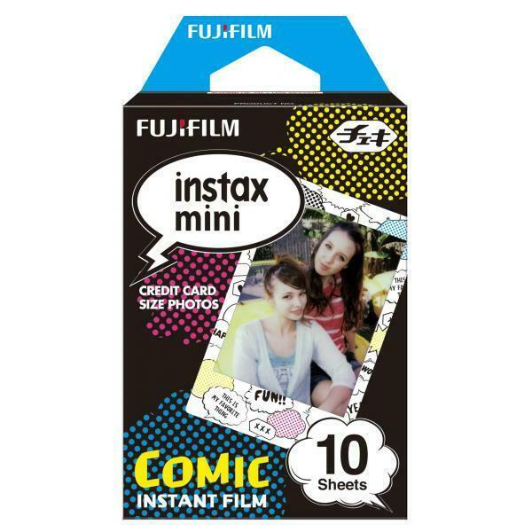 Fujifilm p10gma pellicola per istantanee 54 x 86 mm 10