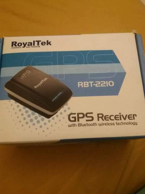 GPS Royaltek