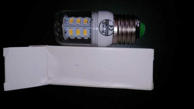 Nuove lampadine a basso consumo di 24 LED AC V.