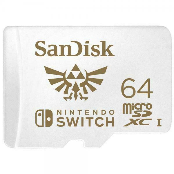 Sandisk sdsqxat-064g-gnczn memoria flash 64 gb microsdxc