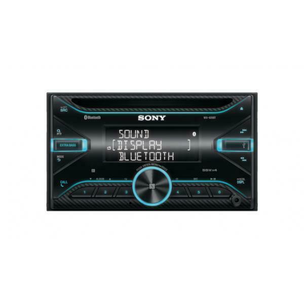 Sony wx-920bt nero 55 w bluetooth