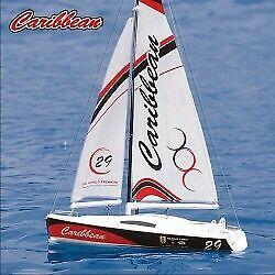 Caribbean 2.4g rtr yacht, mode 2