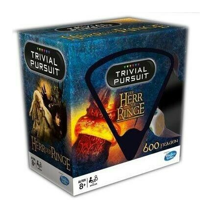 Gw jm lord of the rings board game trivial pursuit