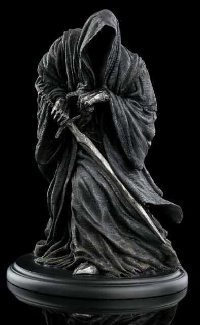 Gw jm lord of the rings statue ringwraith 15 cm -