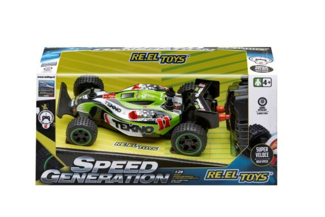 Gw jm re.el toys  - speed generation dune buggy -
