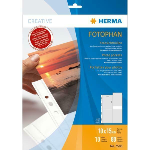 Herma  x 150 mm polipropilene (pp) 10pezzo(i) foglio