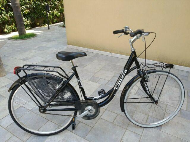 Bicicletta Donna Cinzia Liberty