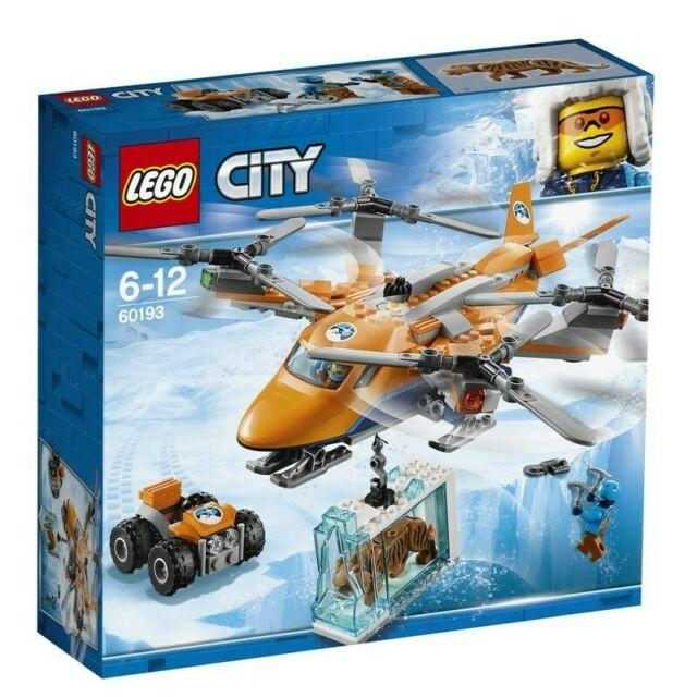 Gw jm lego city  - aereo da trasporto artica -