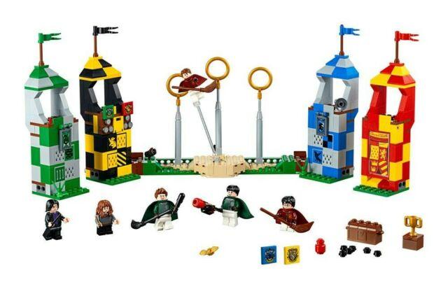 Gw jm lego' harry potter' - quidditch' match -