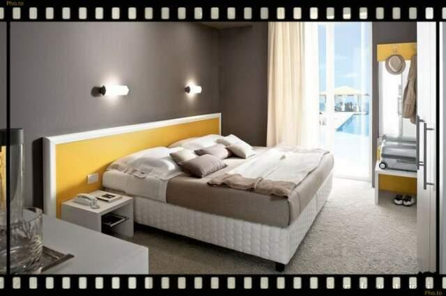 Arredo bed breakfast a roma - hotel 09- VIA GALLIA-arredo