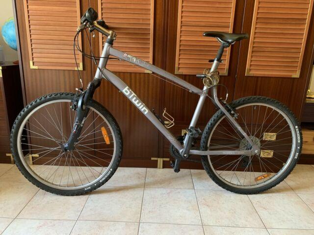 Bicicletta mountain bike btwin 26