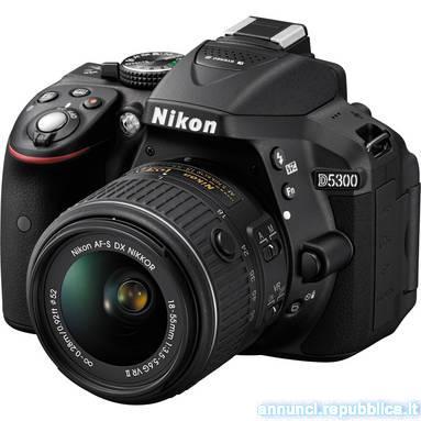 Digitale Compatte Nikon D Kit doppia lente per