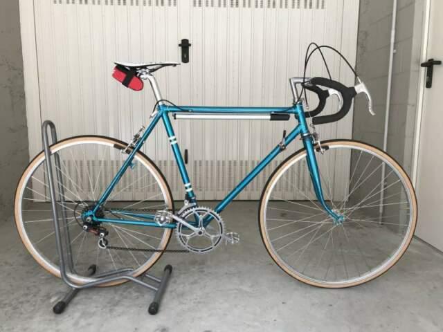 Jacques Anquetil Simplex bici corsa epoca