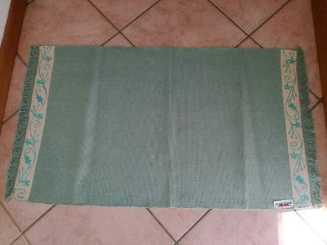 Pedana tappeto nuova cm 100 x cm 55