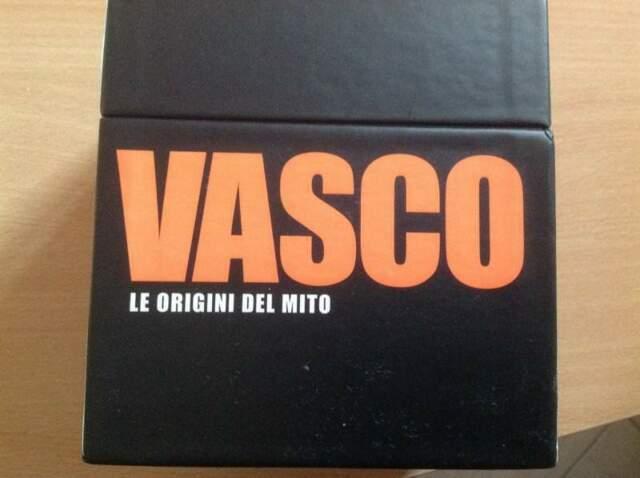 VASCO ROSSI cofanetto 8 CD + libro - le origini del mito