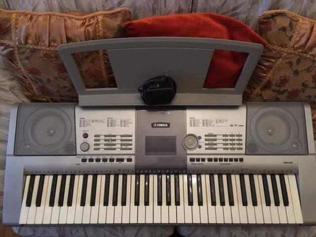 Yamaha PSR-295 tastiera master keyboard controller MIDI USB