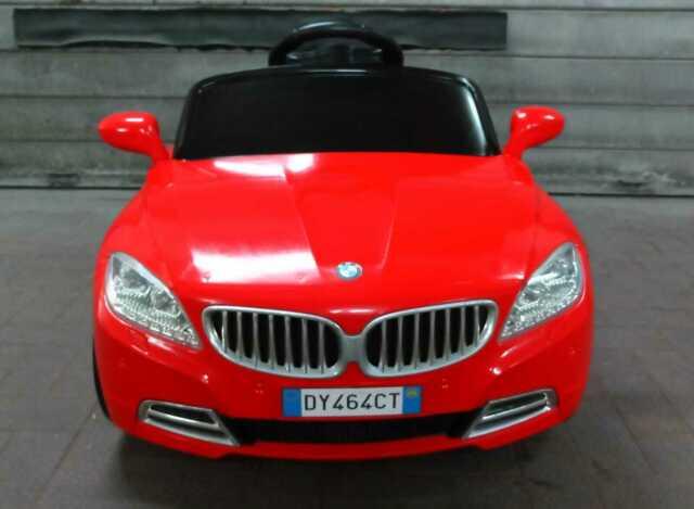 BMW Z4 12v per bambini