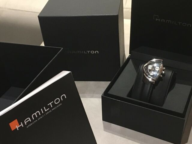 Hamilton ventura chrono