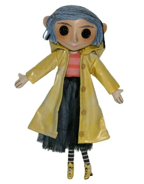 Gw jm coraline replica 1/1 coraline's doll 23 cm -