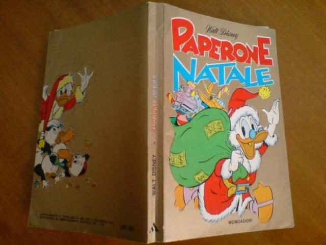 Classici Walt Disney n.47 prima serie - Paperone Natale